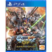 Bandai Namco PS4 機動戰士高達 極限 VS. 極限爆發 Gundam EXTREME VS. MAXIBOOST ON(歌曲版)