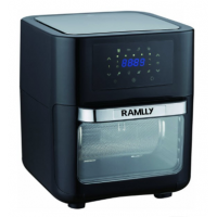 RAMLLY 智能旋轉空氣炸鍋 (10公升) RAO-9001