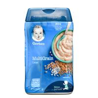 Gerber 嘉寶 MultiGrain Cereal 混合穀物米粉 227g