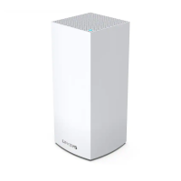 Linksys Velop Whole Home Intelligent Mesh WiFi 6 (AX) System, Tri-Band, 1-Pack MX4050