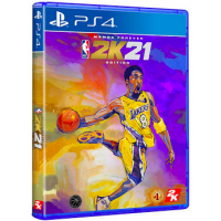 2K Games PS4 NBA 2K21 Mamba Forever Edition