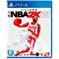 2K Games PS4 NBA 2K21
