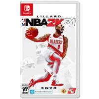 2K Games NS NBA 2K21
