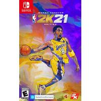 2K Games NS NBA 2K21 Mamba Forever Edition