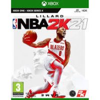 2K Games Xbox One NBA 2K21