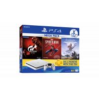 Sony PlayStation 4 1TB (冰河白) Mega Pack 3 (CUH-2218B B02)