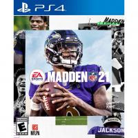 EA PS4 Madden NFL 21 勁爆美式足球 21