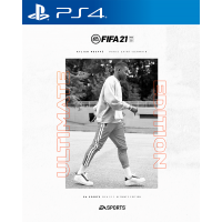 EA PS4 FIFA 21 Ultimate Edition 終極版