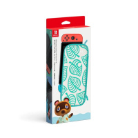 Nintendo Switch 便攜包 - 集合啦!動物森友會版本 (附螢幕保護貼)