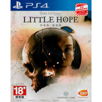 Bandai Namco PS4 黑相集:稀望鎮 The Dark Pictures: Little Hope