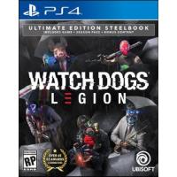 Ubisoft PS4 Watch Dogs: Legion 看門狗:自由軍團 終極版