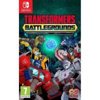Outright Game NS 變形金剛戰場 Transformers Battlegrounds