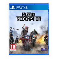 Pixel Dash Studios PS4 公路救贖 Road Redemption
