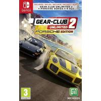 Nintendo Gear.Club Unlimited 2 Porsche Edition