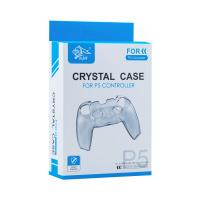 KJH PS5 手製水晶殼 PS5無線手製保護殼 透明PC硬殼 PS5保護套配件
