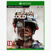 Activision XBOX Series X / Xbox One《決勝時刻:黑色行動冷戰》Call of Duty: Black Ops Cold War 實體標準版