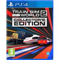 Dovetail Games PS4 模擬火車世界 2 [收藏版]