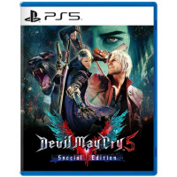 CAPCOM PS5 惡魔獵人5 特別版 Devil May Cry 5 Special Edition