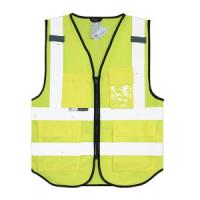 3M Safety Waistcoat 反光衣 反光背心 反光馬甲 建築施工 10907
