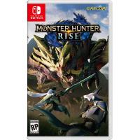CAPCOM NS Monster Hunter Rise 魔物獵人崛起