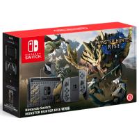 Nintendo Switch Monster Hunter Rise 特別版 主機套裝