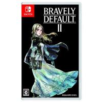 Square Enix NS《勇氣默示錄 2》BRAVELY DEFAULT II