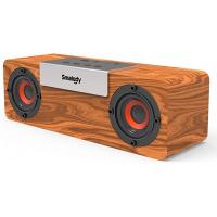 Smalody Wooden Wireless Bluetooth Speaker SL50SBR