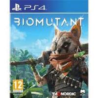 THQ Nordic PS4 Biomutant