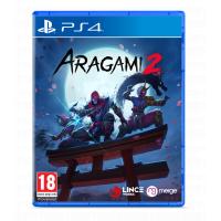 Merge Games PS4 荒神 2 Aragami 2