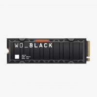 Western Digital Black M.2 SN850 WDS200T1XHE 2TB 連散熱片