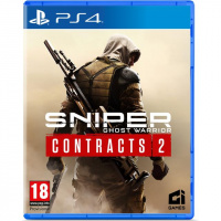 Ci Games PS4 Sniper : Ghost Warrior Contracts 2 狙擊之王:幽靈戰士合約 2