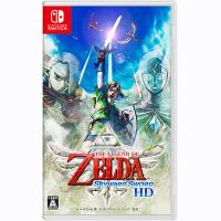 Nintendo NS The Legend of Zelda: Skyward Sword 薩爾達傳說禦天之劍 HD