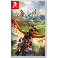CAPCOM NS 魔物獵人物語 2:破滅之翼 Monster Hunter Stories 2 Wings of Ruin