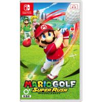 Nintendo NS 瑪利歐高爾夫 超級衝衝衝 Mario Golf: Super Rush