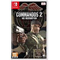 H2 Interactive NS 盟軍敢死隊2 高清複刻版 Commandos 2 HD Remaster