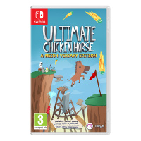 Merge Games NS 超級雞馬 (鄰居版) Ultimate Chicken Horse (A-Neigh-Versary Edition)
