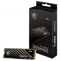 MSI SPATIUM M470 PCIe 4.0 NVMe M.2 SSD 1TB