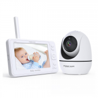 FOSCAM 1080P Baby Monitor 智能嬰兒看護監察器 BM1