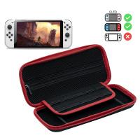 Mcbazel Nintendo Switch OLED /Nintendo Switch EVA保護收納包