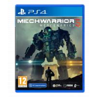 Piranha PS4 機甲爭霸戰 5: 傭兵 MechWarrior 5: Mercenaries