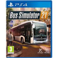 Astragon Entertainment PS4 模擬巴士 21 Bus Simulator 21