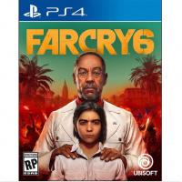 Ubisoft PS4 極地戰嚎 6 Far Cry 6