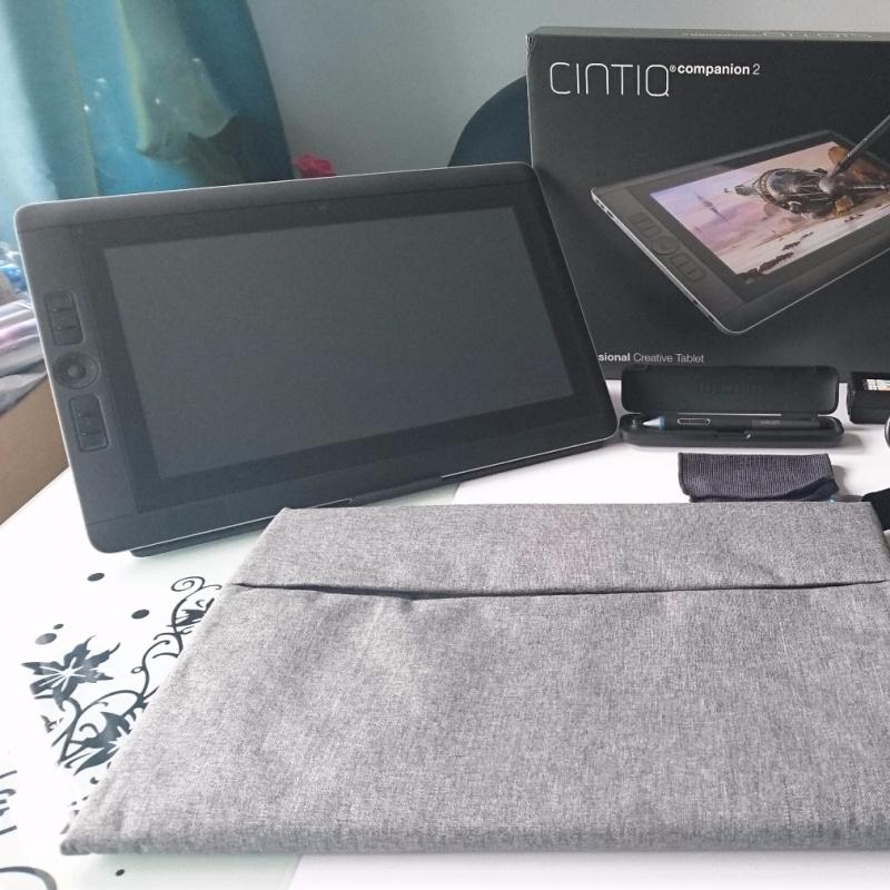 Wacom Cintiq Companion 2 DTH W1310L 128GB PricePricehk