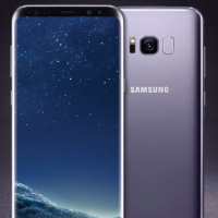 Samsung GALAXY S8+ 128GB 灰紫色